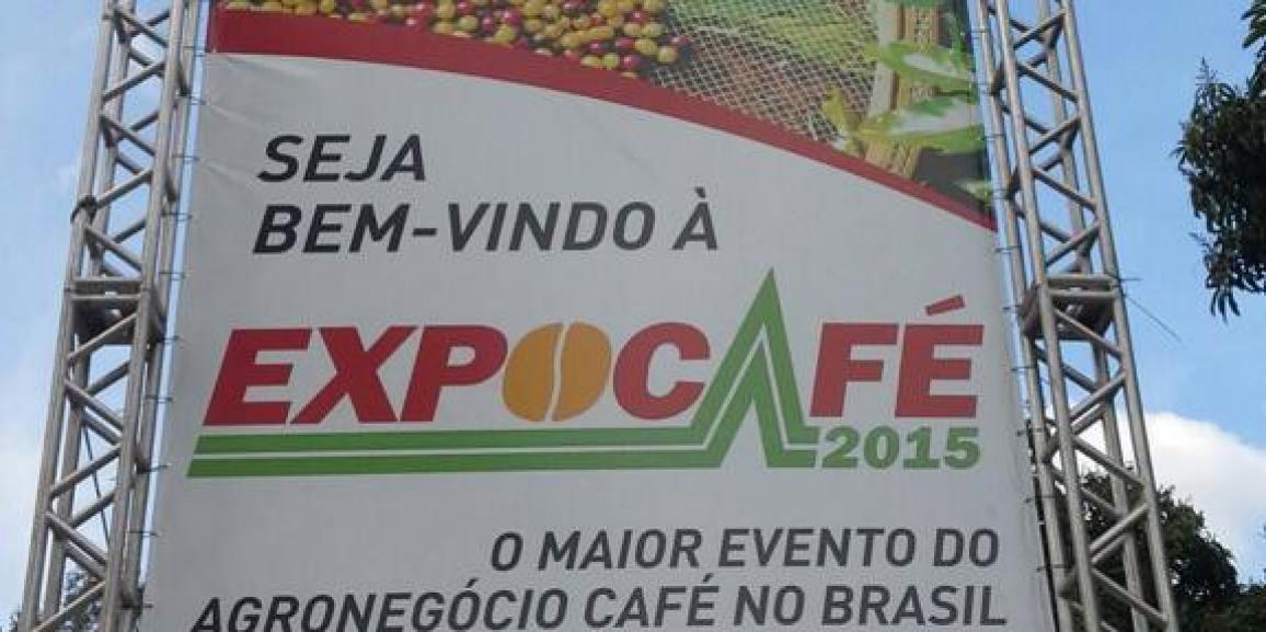 Melaços Brasileiros marca presença  na Expocafé 2015
